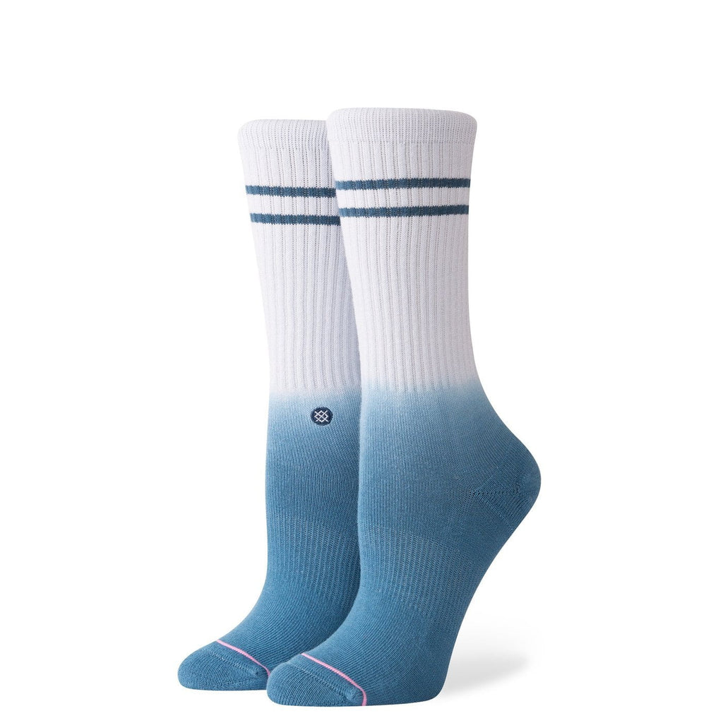 Stance Uncommon Dip Crew Black Sock