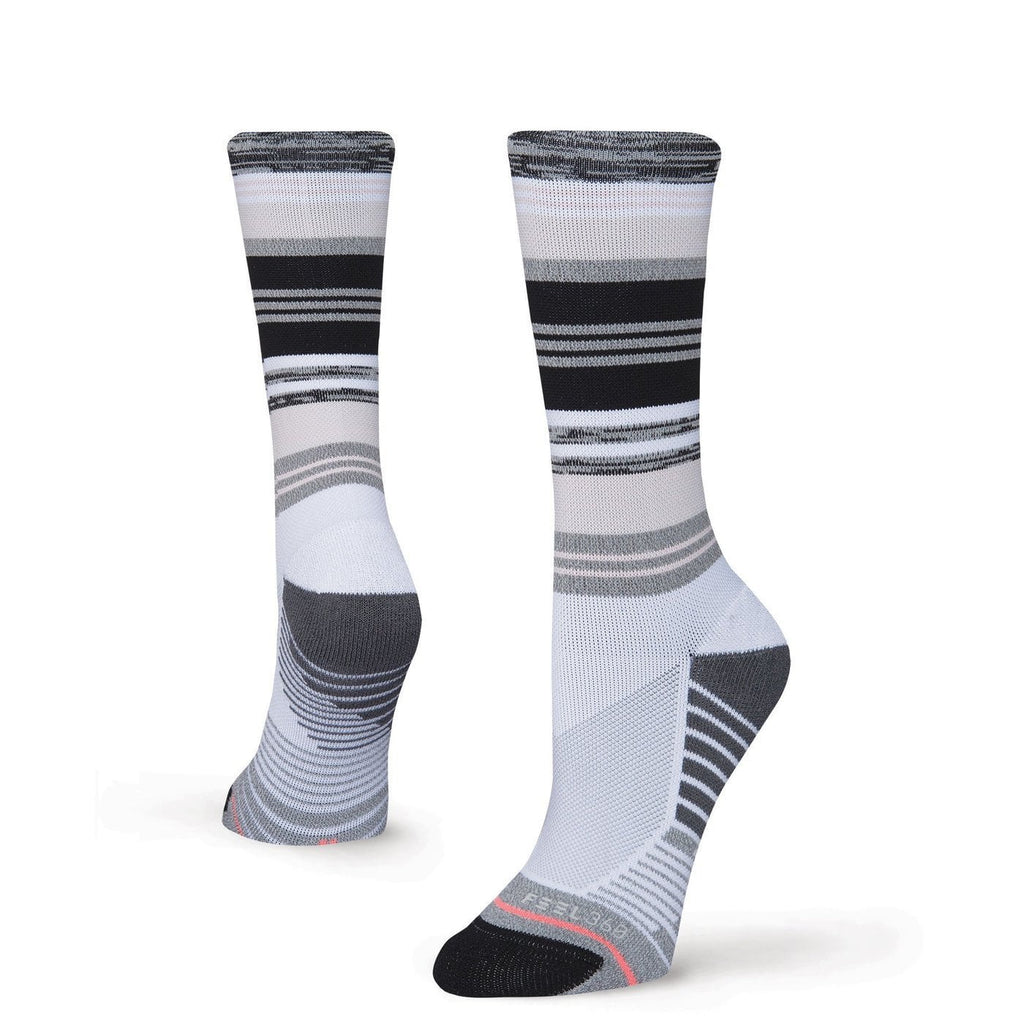 Stance Plank White Training Socks
