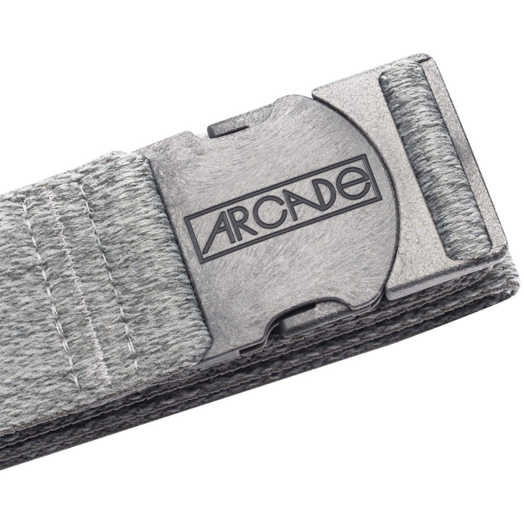 Belts - Arcade The Foundation Heather Grey Belt