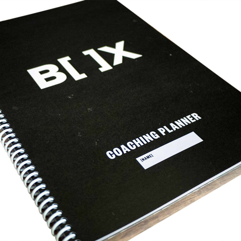 Books - B[ ]X Coaching Planner