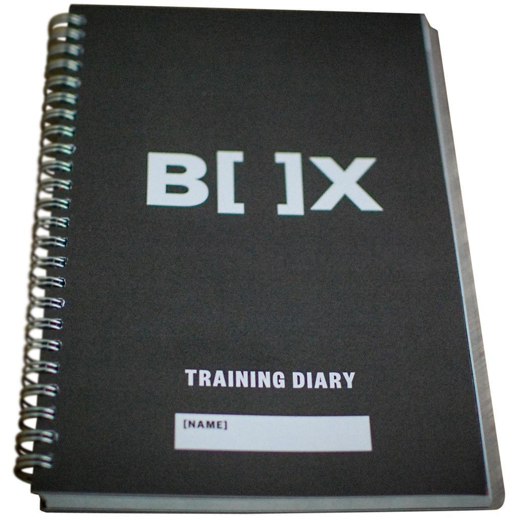 Books - B[ ]X Training Diary