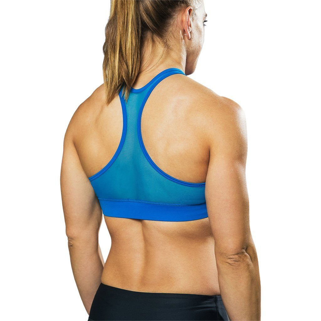 Bras - Vull Mesh Back Sports Bra