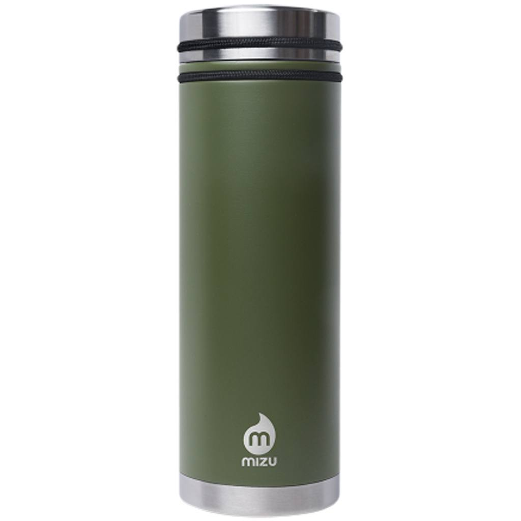 Coffee Flasks - MIZU V7 - Enduro Army Green LE W V-Lid