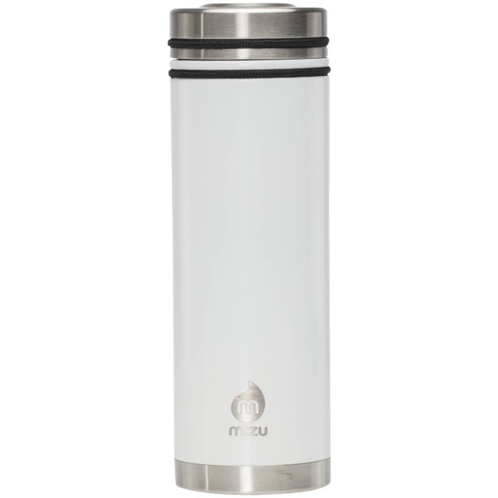 Coffee Flasks - MIZU V7 - Enduro White LE W V-Lid