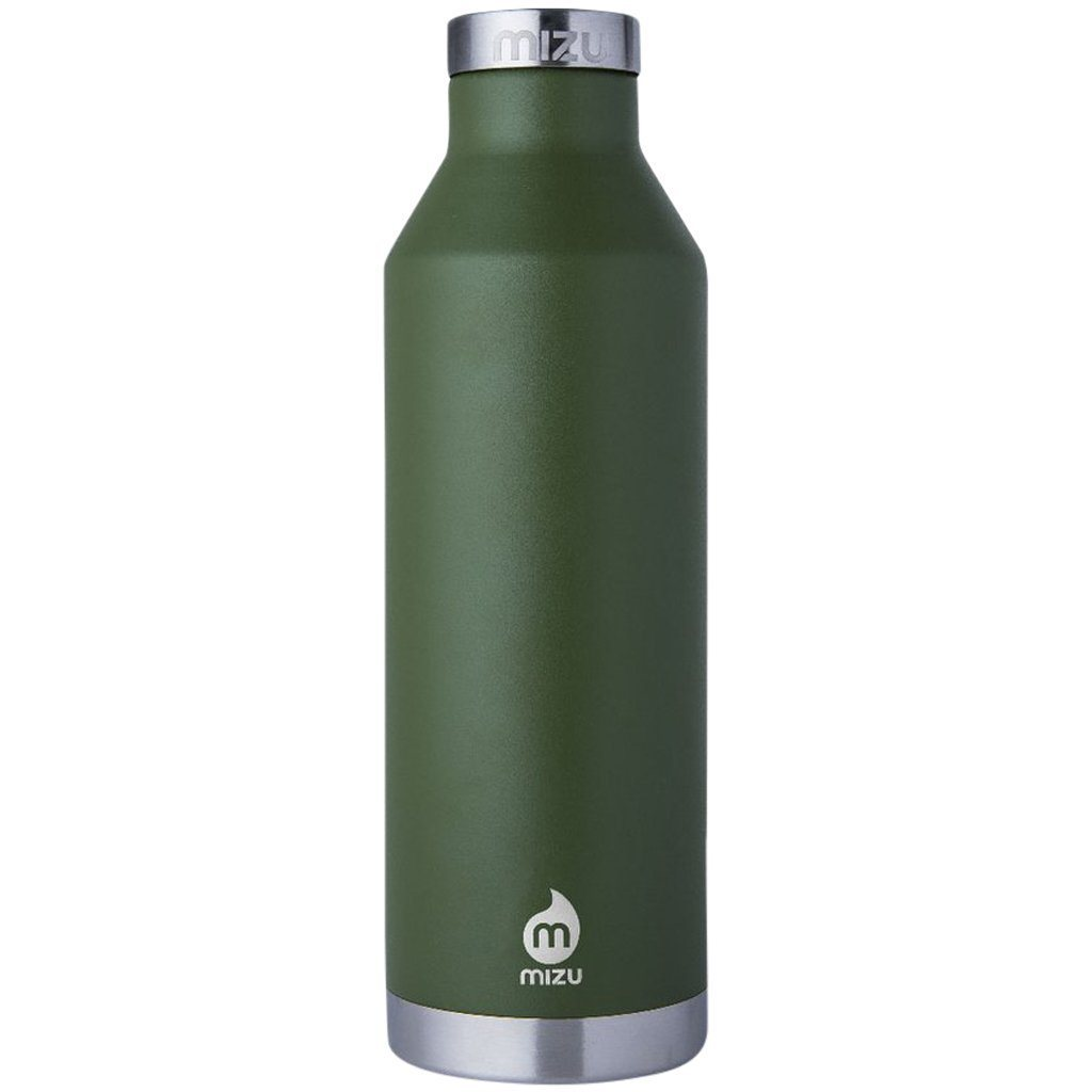Coffee Flasks - MIZU V8 - Enduro Army Green LE W SST Cap
