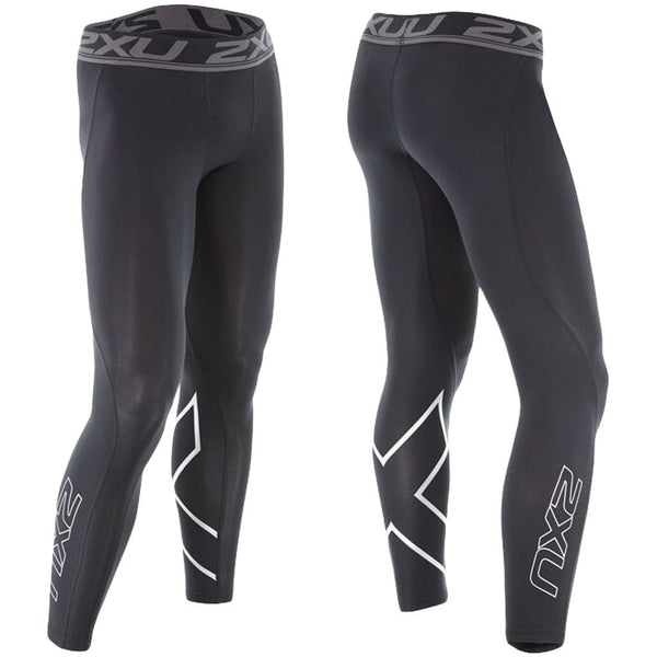 429c6a8cdd2 Compression Clothing - 2XU Accelerate Compression Tight Black Arrow Stripe  Lime Punch