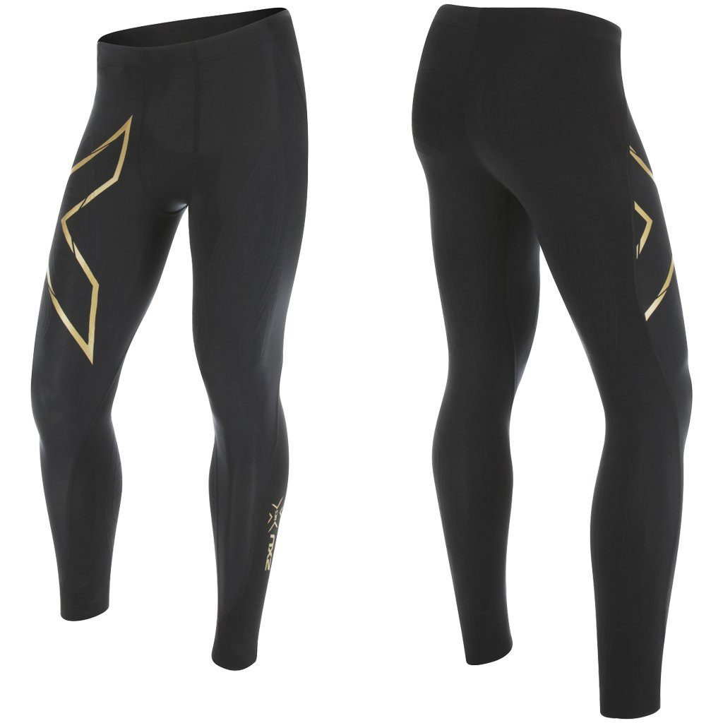 Compression Clothing - 2XU MCS Cross Training Comp Tights