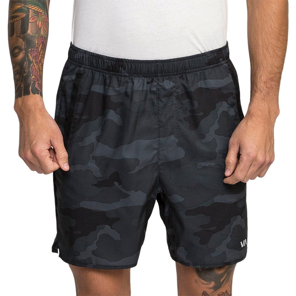 RVCA Yogger III Men's Short Camo