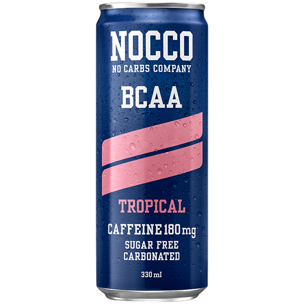 Nocco BCAAs Tropical 330ml Can