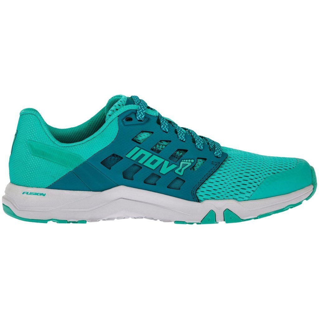 Footwear - Inov8 All Train 215 Teal/Grey