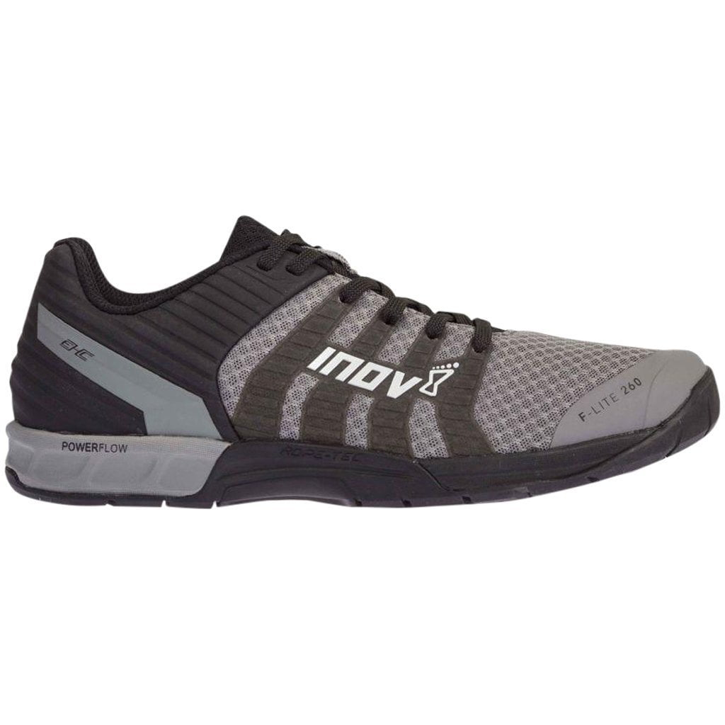 Footwear - Inov8 F-Lite 260 Grey / Black