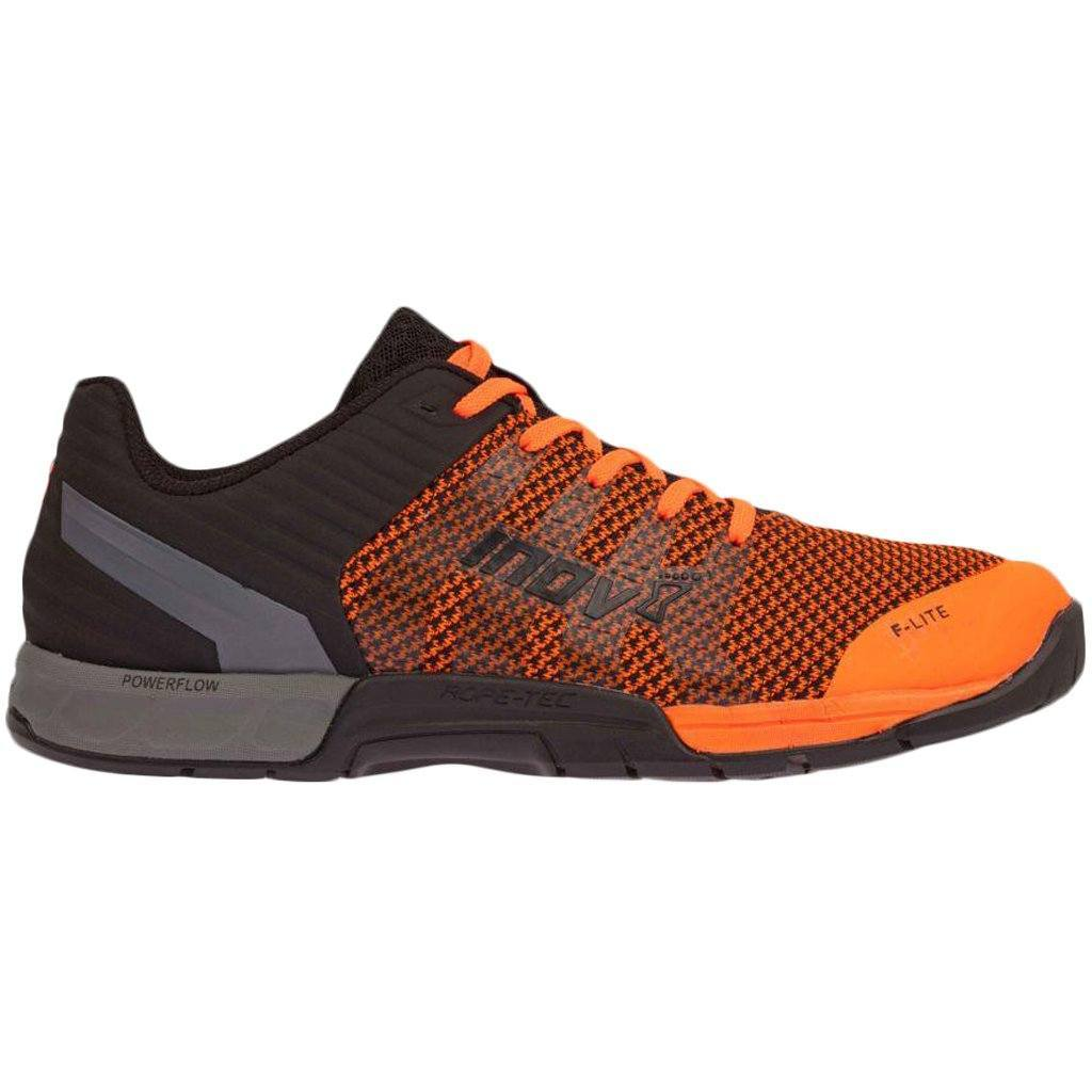 Footwear - Inov8 F-Lite 260 Knit Orange / Black