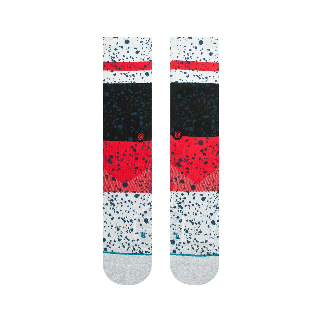 Functional Fitness Sock - Stance Rain Red Sock