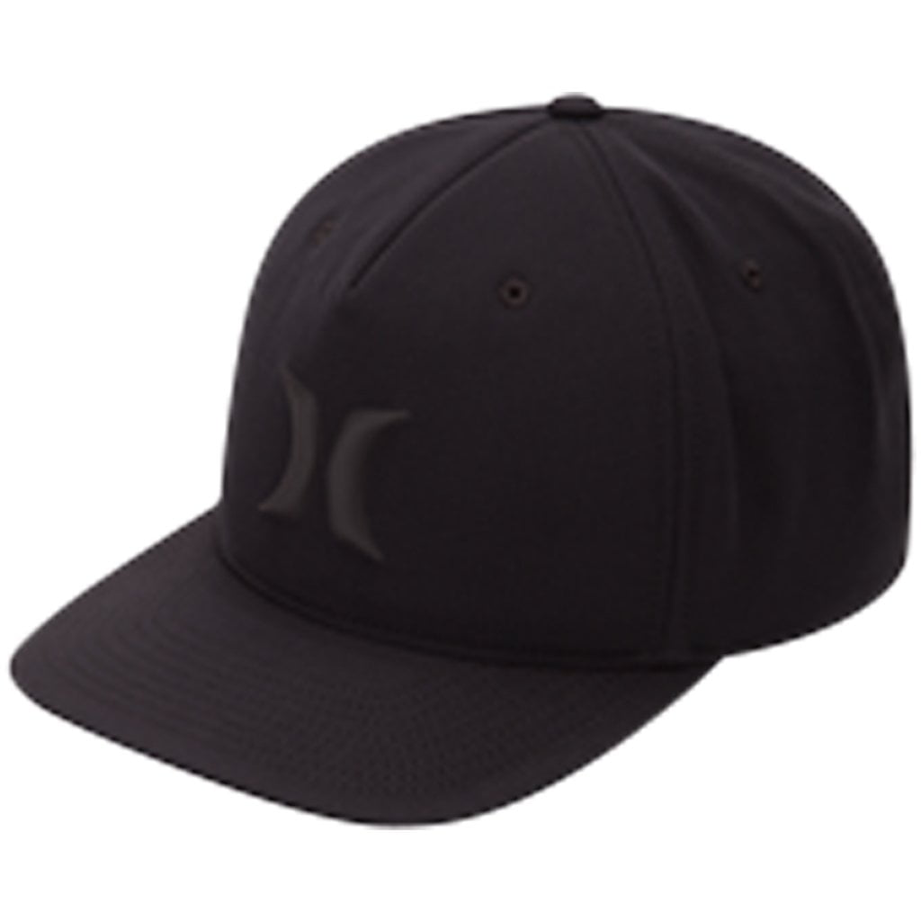 Headwear - Hurley Icon Hybrid Hat Black