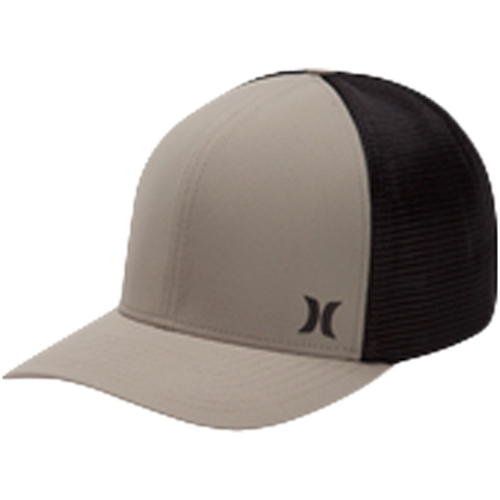Headwear - Hurley Milner Trucker Dark Stucco