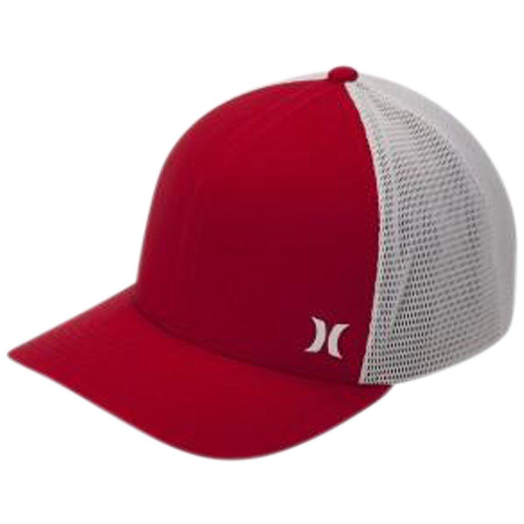 Headwear - Hurley Milner Trucker Gym Red