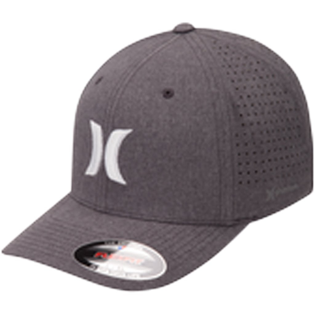 Headwear - Hurley Phantom Hat 4.0 Black Heather