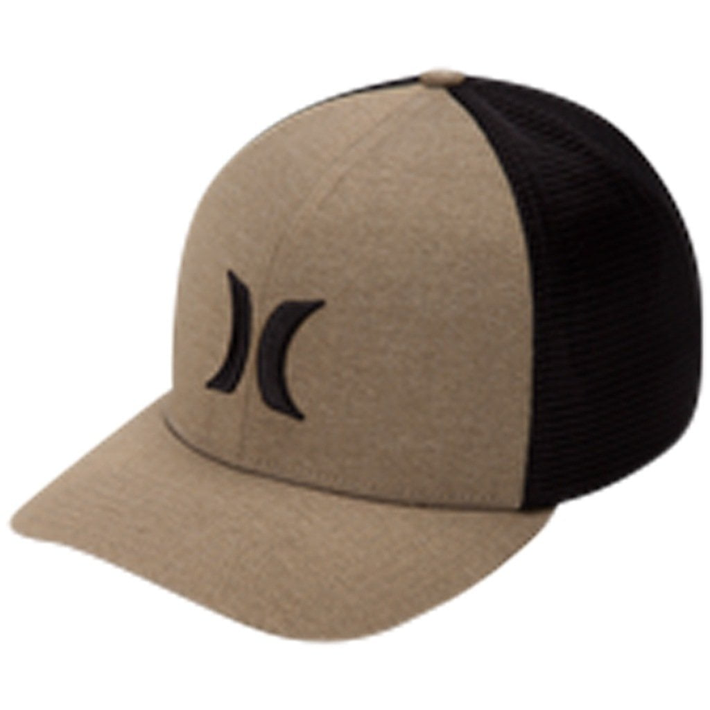 sneakers for cheap 14c65 fbc0a ... Textures Trucker Cap Gold · Hurley   Headwear