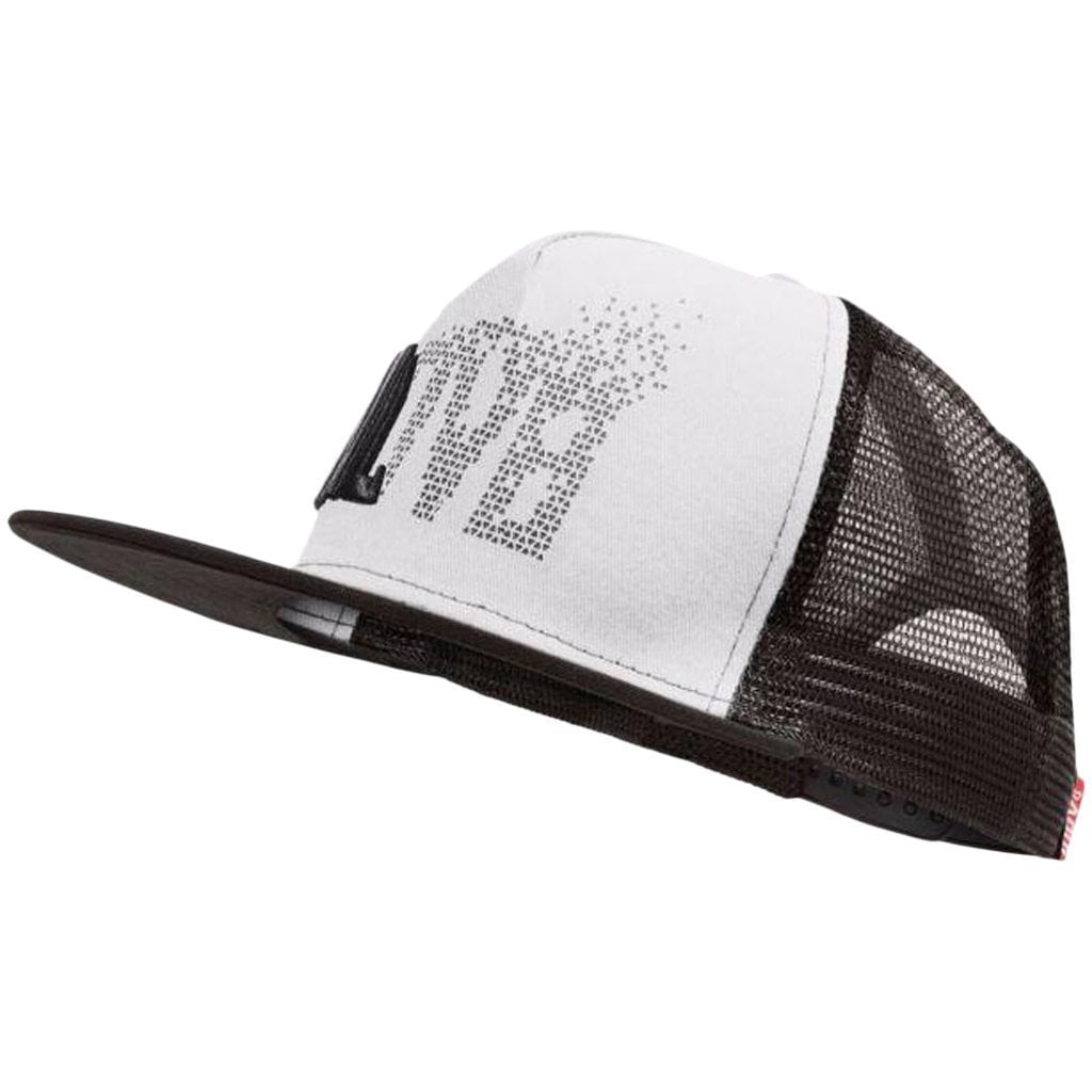 Headwear - Inov8 All Terrain Trucker Cap White/Black