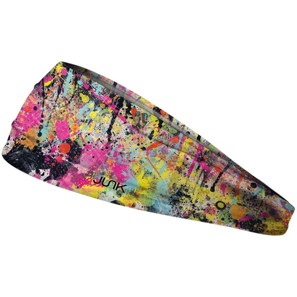 Headwear - Junk Brainwash Head Band