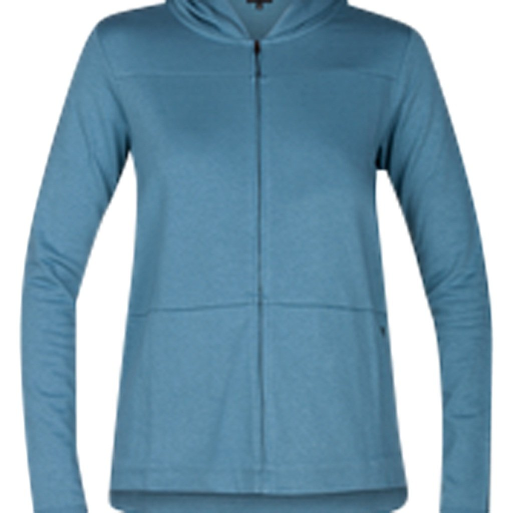 Hoodie - Hurley One & Only Fleece Aqua
