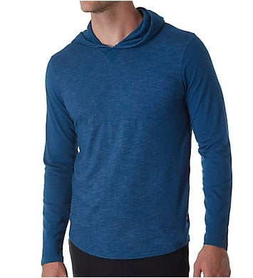 Hurley Dri-Fit Lagos Hooded Pullover Blue Force