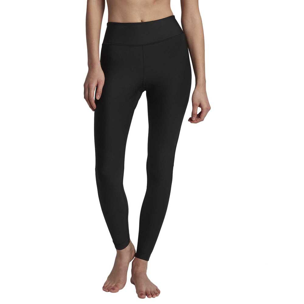 Hurley Surf Mesh Leggings Black