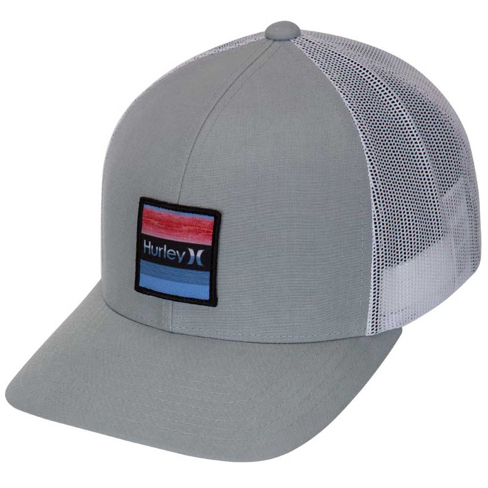 Hurley Overspray Hat Cool Grey