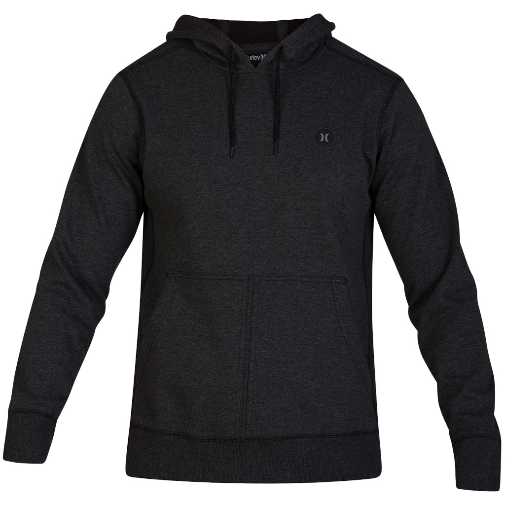 Hurley Therma Protect Pullover Hoodie Black Heather