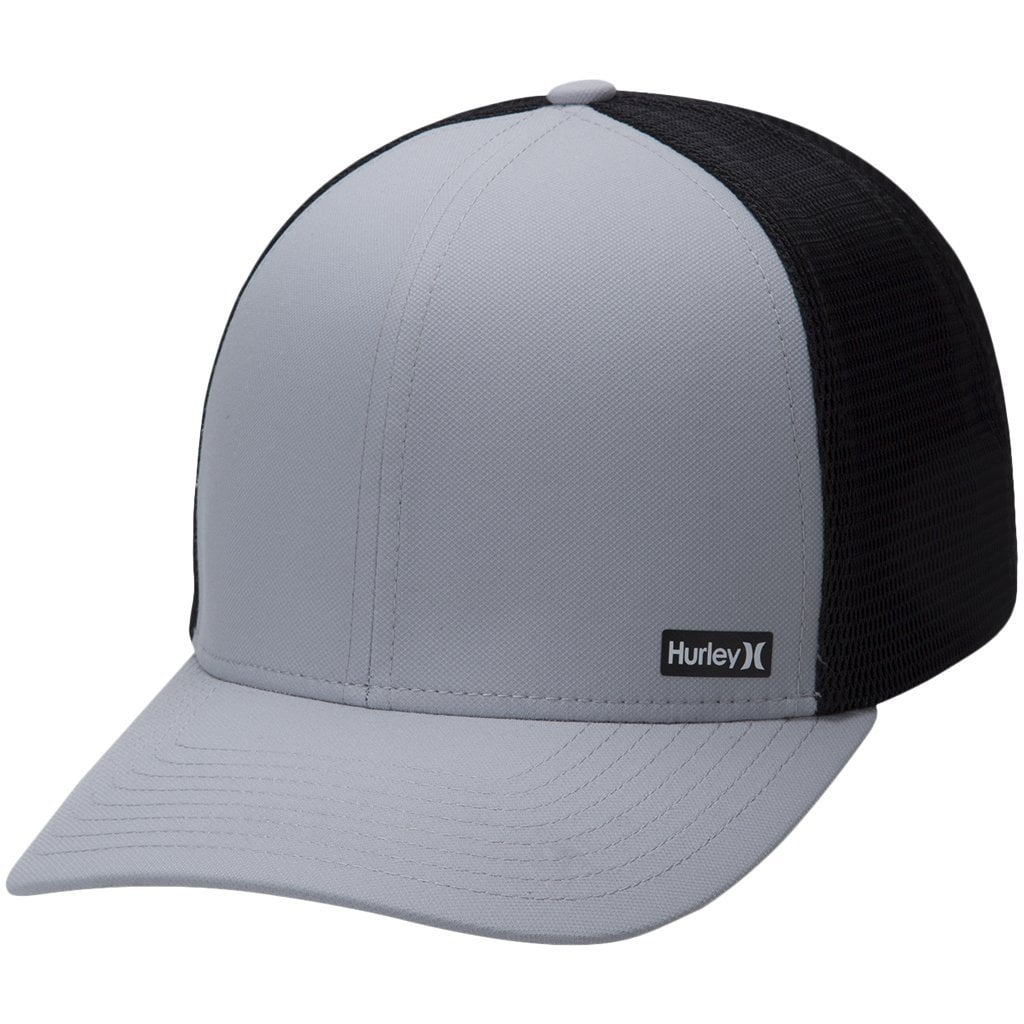 Hurley  League Hat Cool Grey