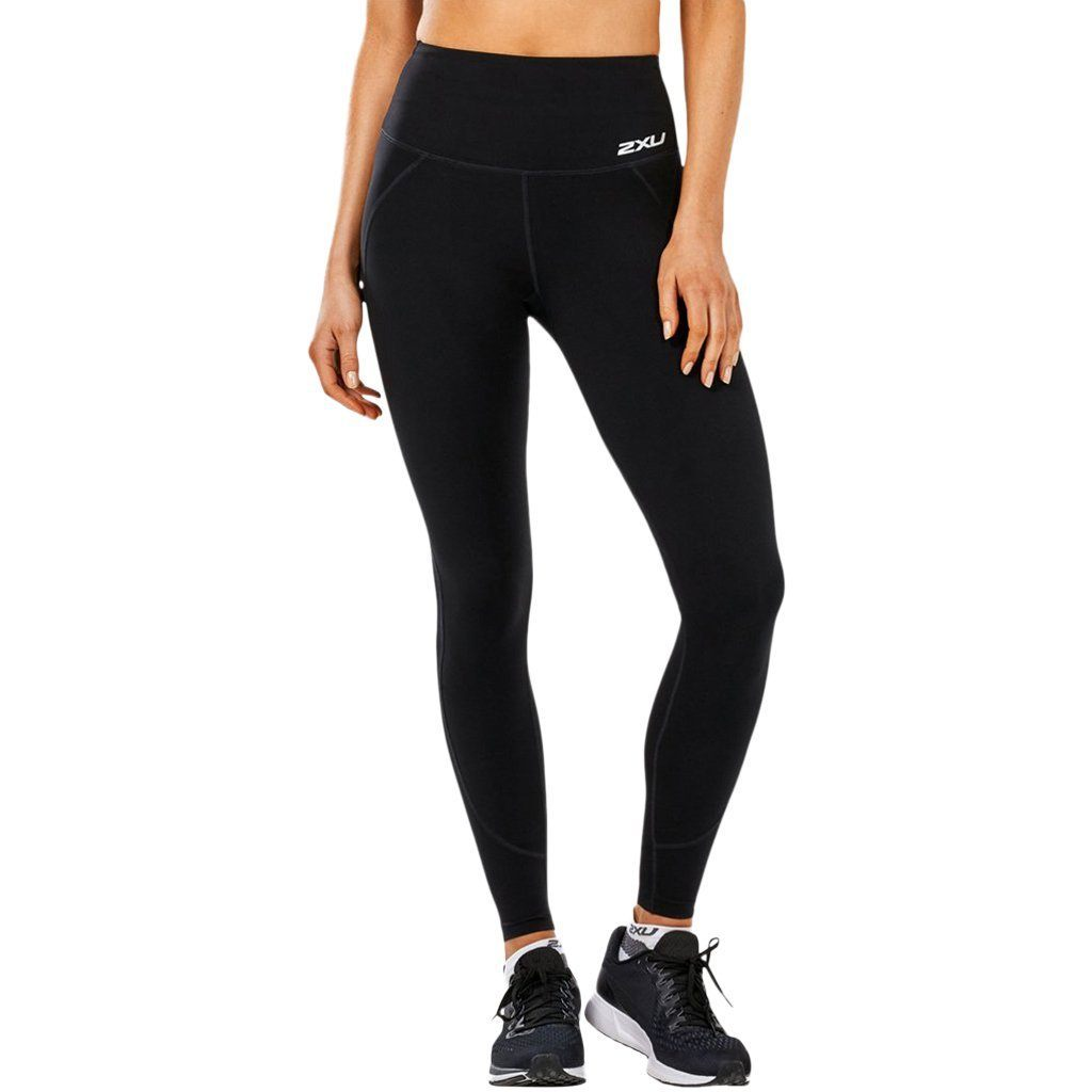 Leggings - 2XU Fitness High Rise Compression Tight Black