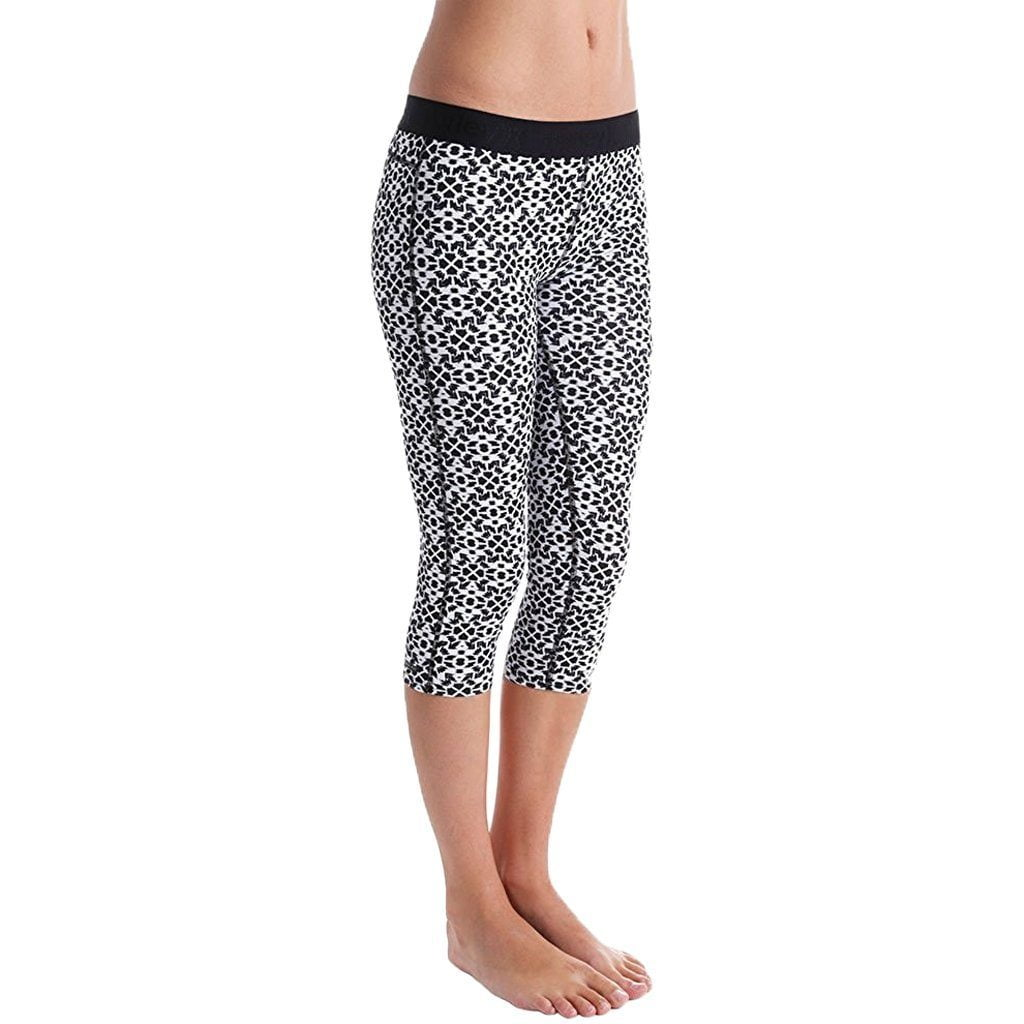 Leggings - Hurley Dri-Fit Crop Legging Off White