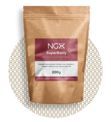 NGX Super Berry Flavour Add In (200g)