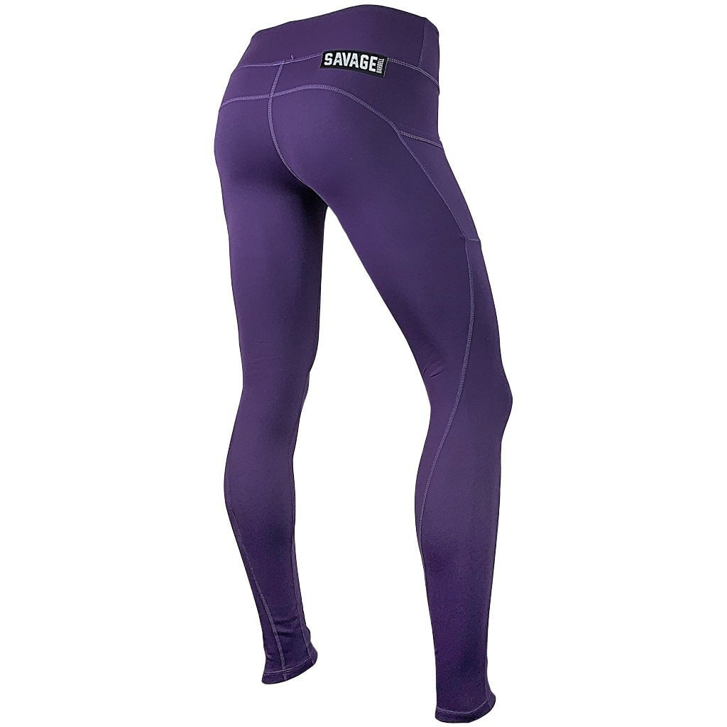 Savage Leggings Plum