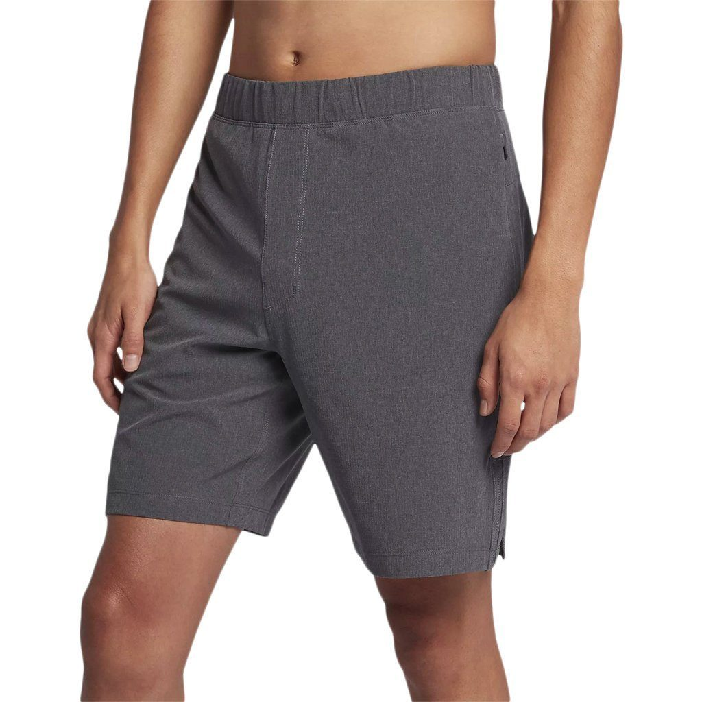 Shorts - Hurley Alpha Plus Trainer 2.0 18.5' Black