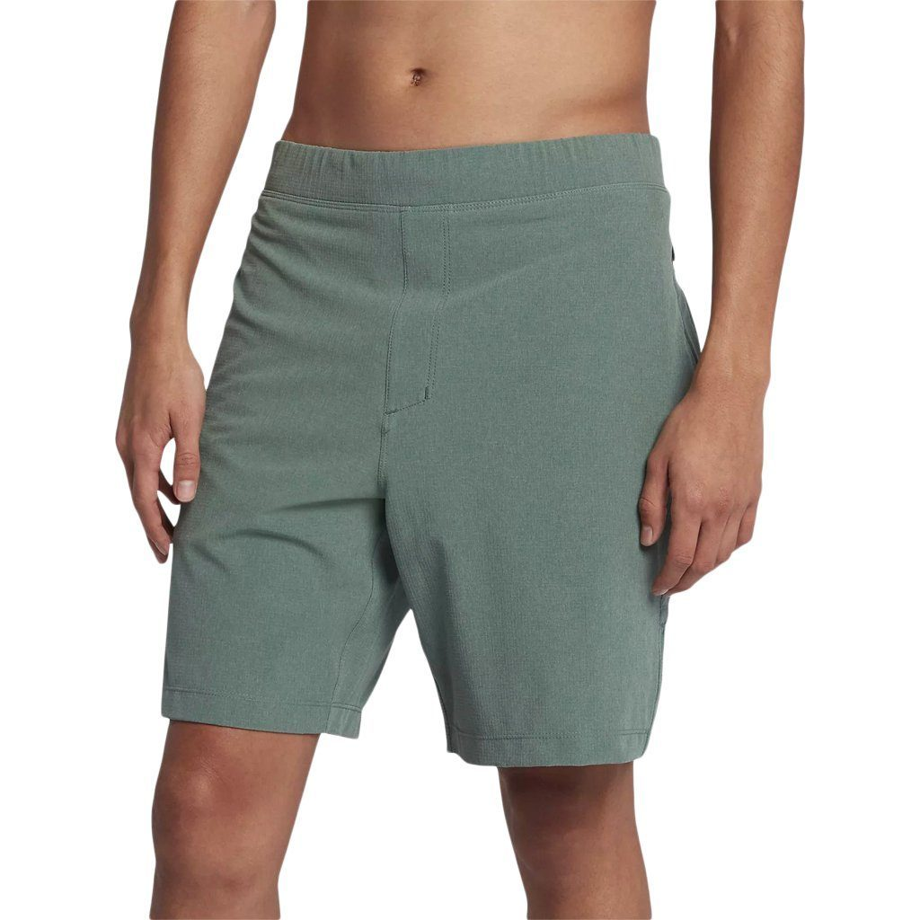Hurley Alpha plus Trainer Shorts 2.0 18.5' Clay Green
