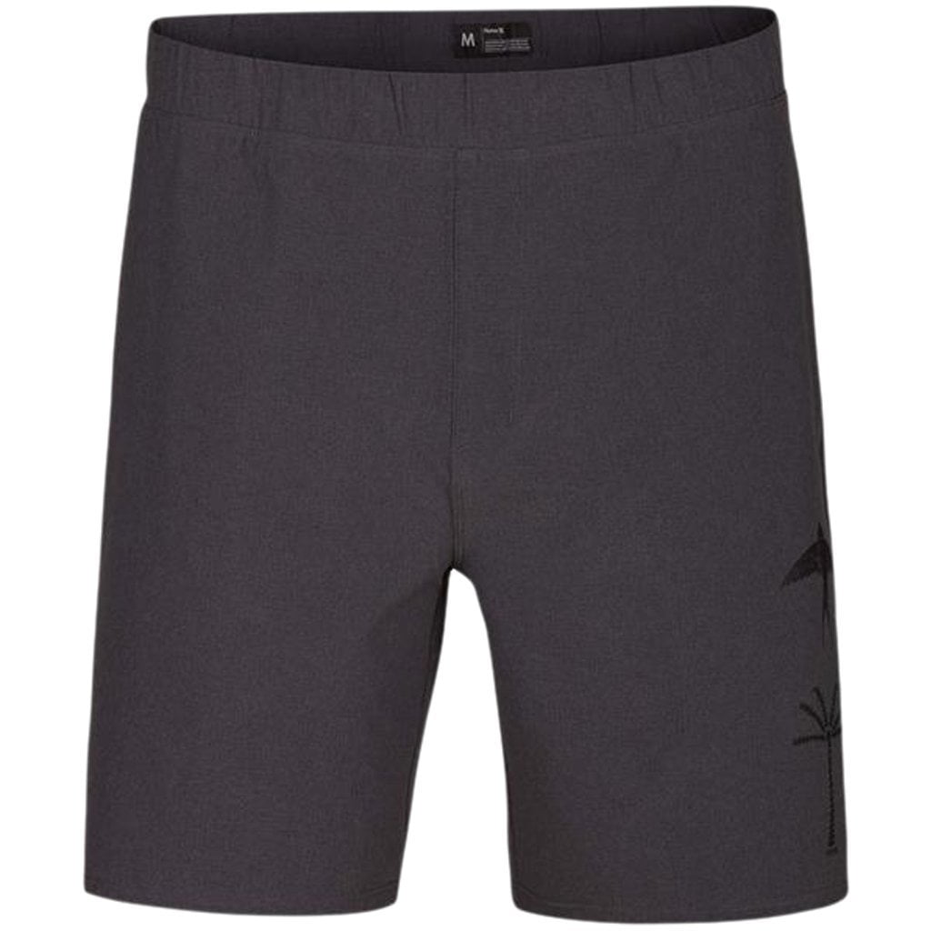 "Shorts - Hurley Alpha Trainer K-38 Short 18"" Black"