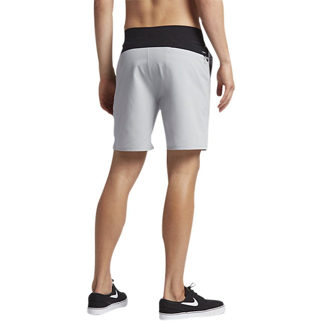 Shorts - Hurley Alpha Trainer Slider 18.5 Wolf Grey