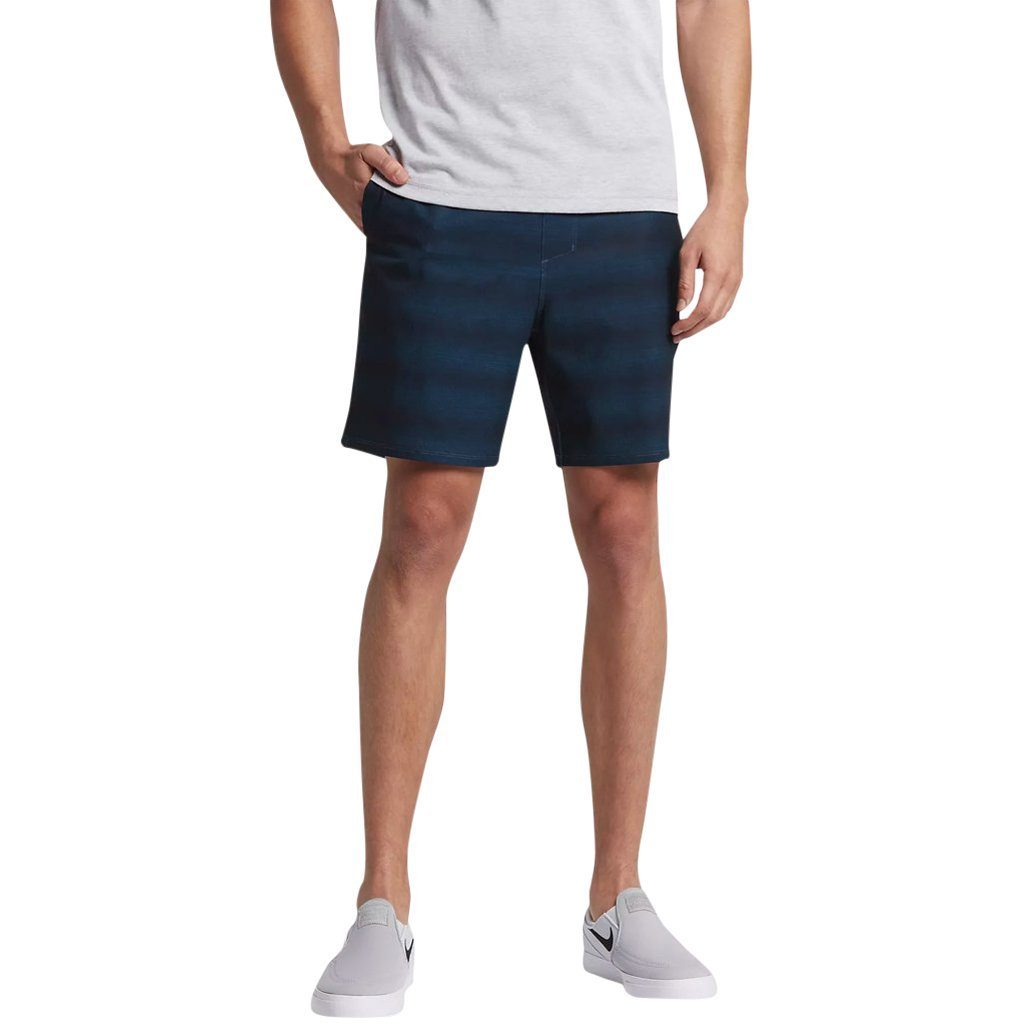 Shorts - Hurley Alpha Trainer Slider Squadron Blue