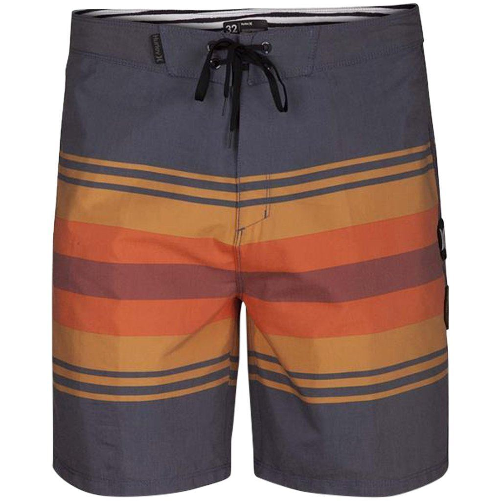 Shorts - Hurley Pendleton Grand Canyon Beachside 18' Obsidian