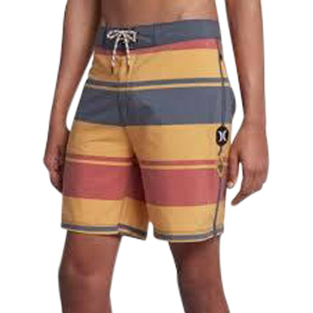 Shorts - Hurley Pendleton Yellowstone Beachside 18' Obsidian