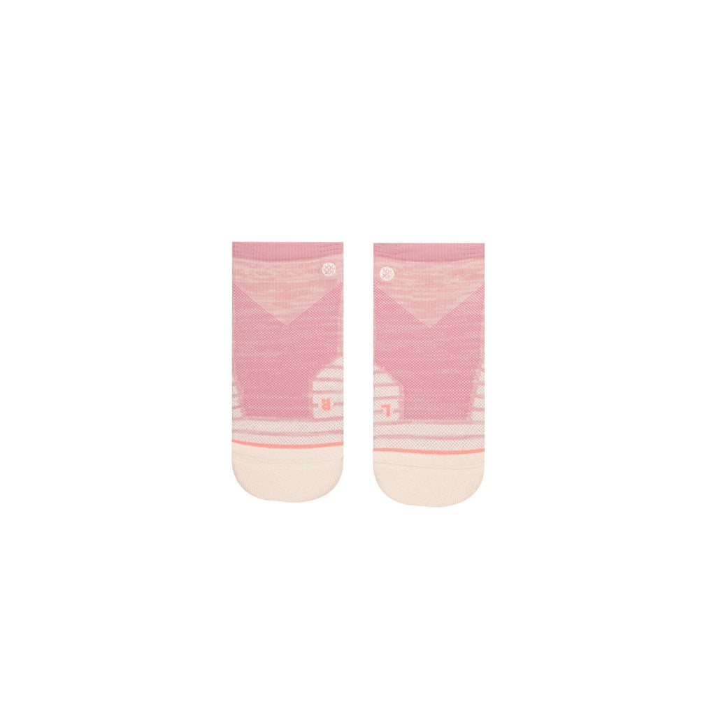 Socks - Stance Circuit Low Pink Sock