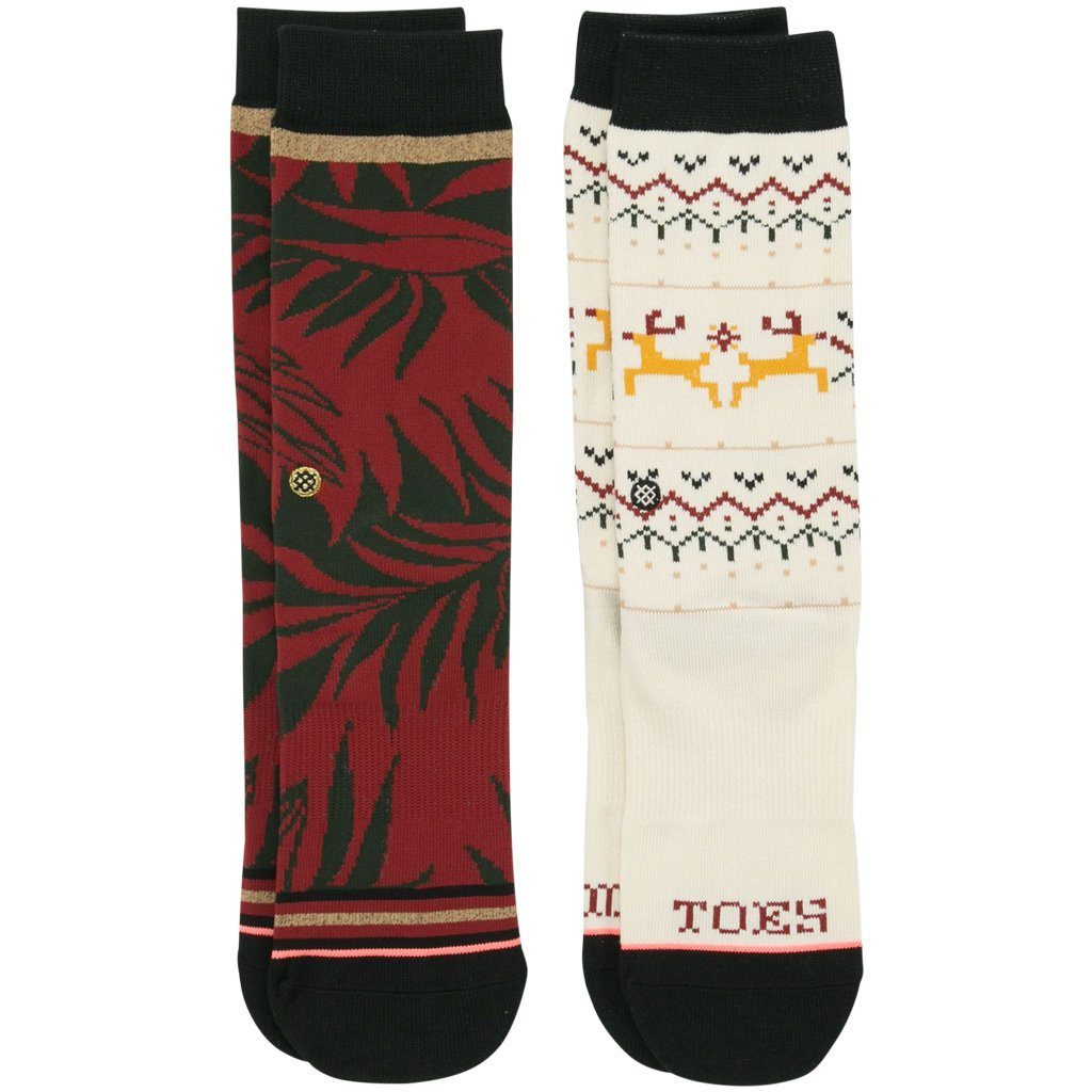 Socks - Stance Holiday Box Set 2 Pack