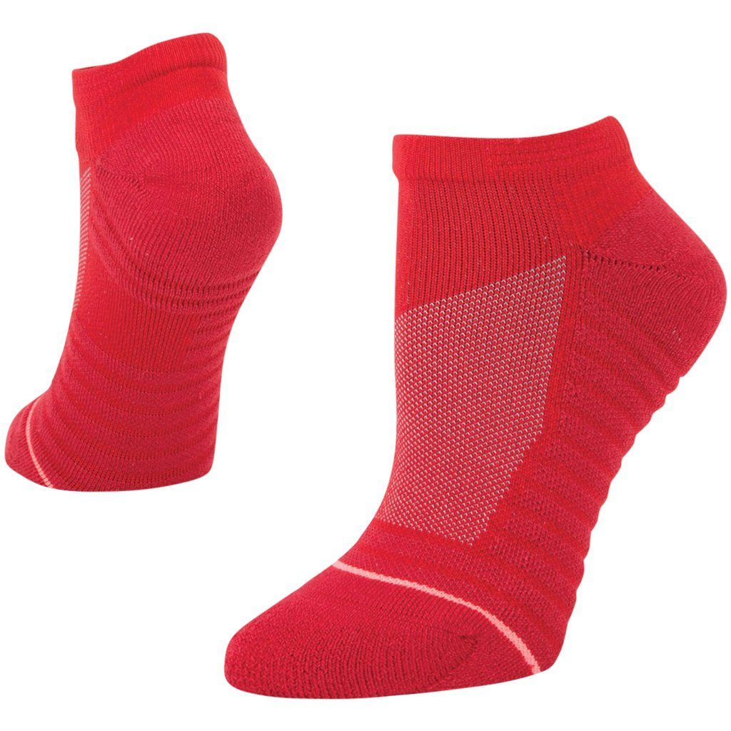 Socks - Stance Icon Low Sock Red