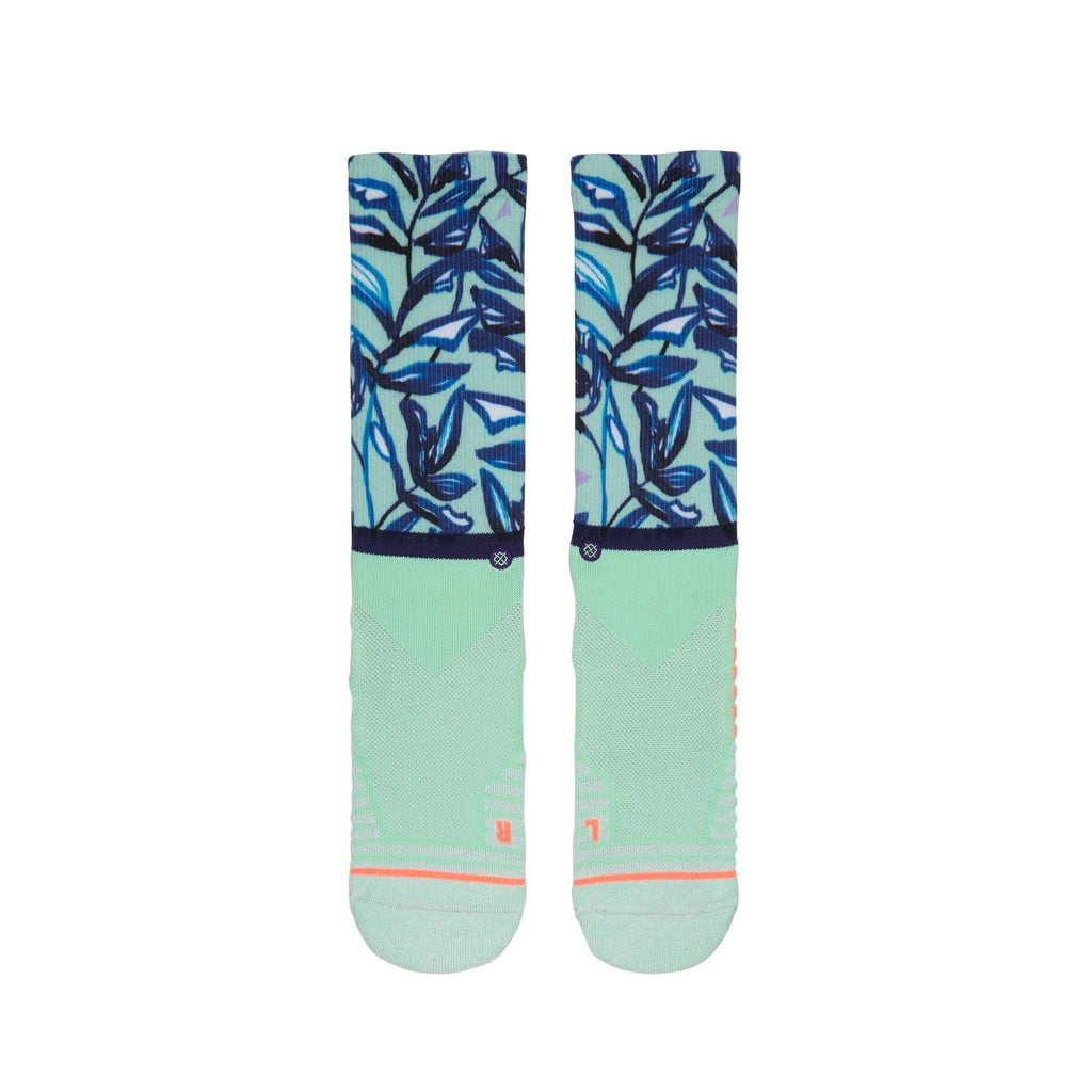 Socks - Stance Mint Tree Crew Sock