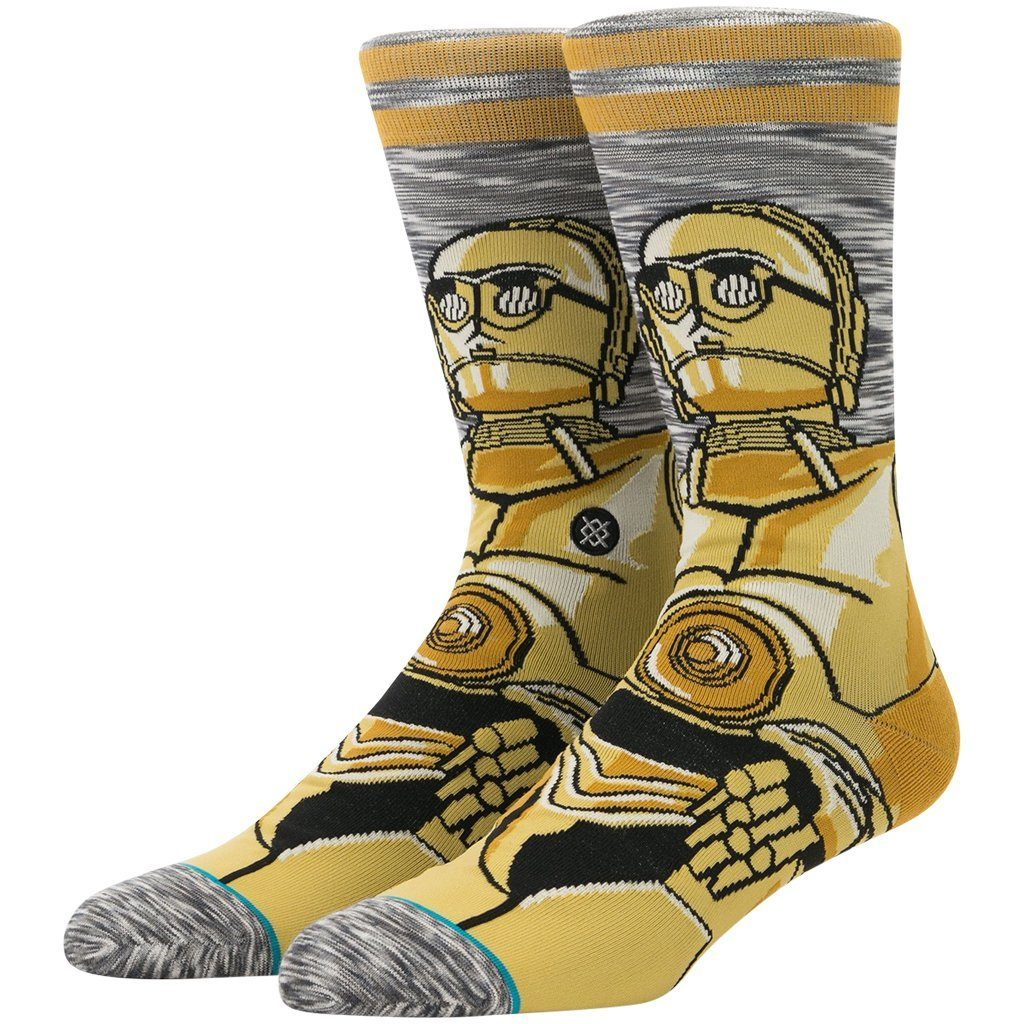 Socks - Stance Star Wars Android Sock