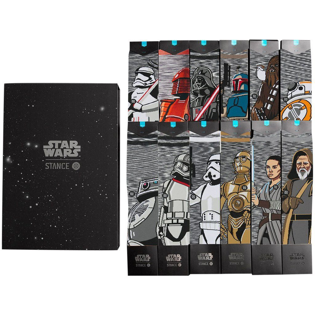 Socks - Stance Star Wars Collection Gift Box