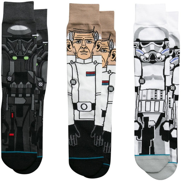 Socks - Stance Star Wars The Rogue One 3 Pack Box Set
