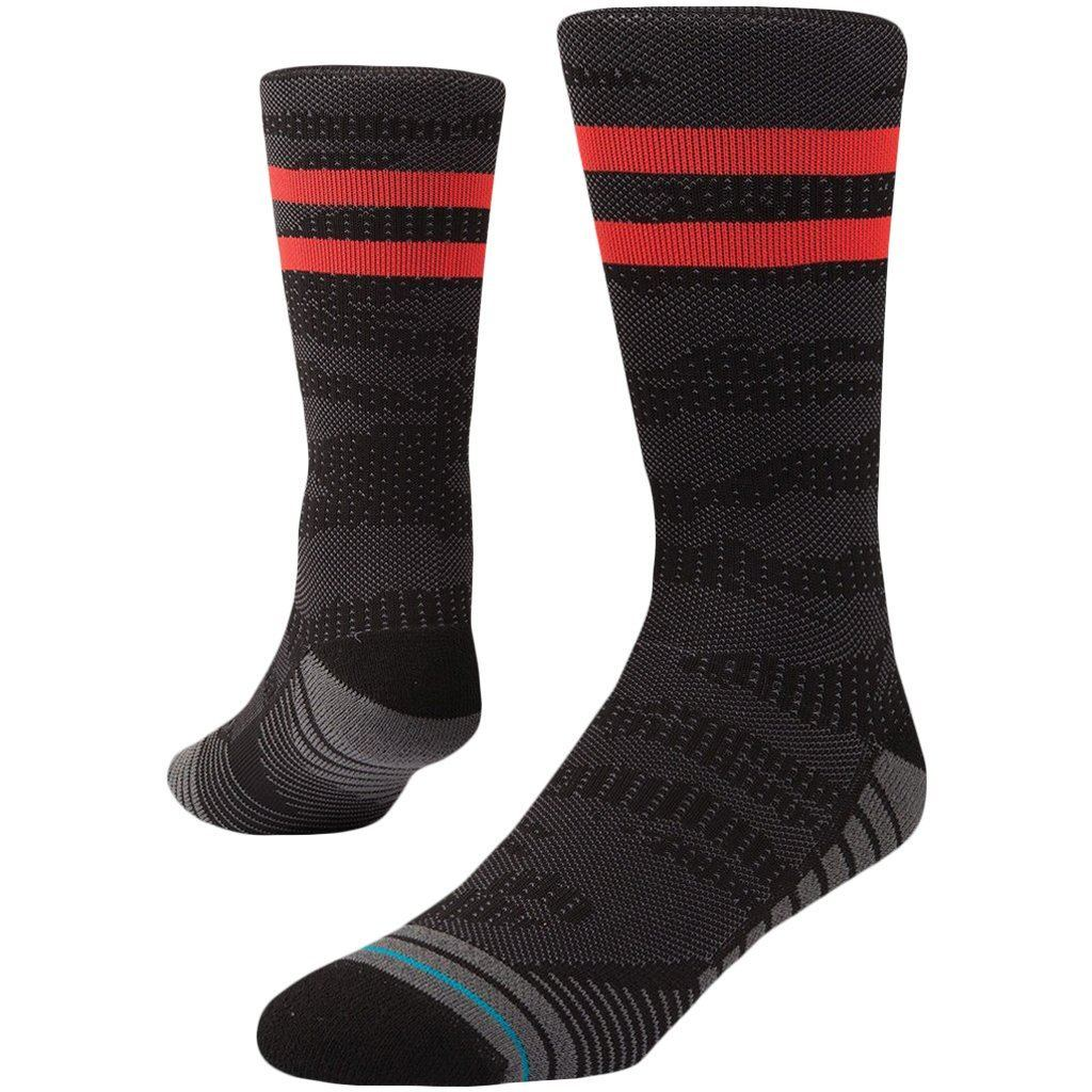 Socks - Stance Training Uncommon Solids Crew Black