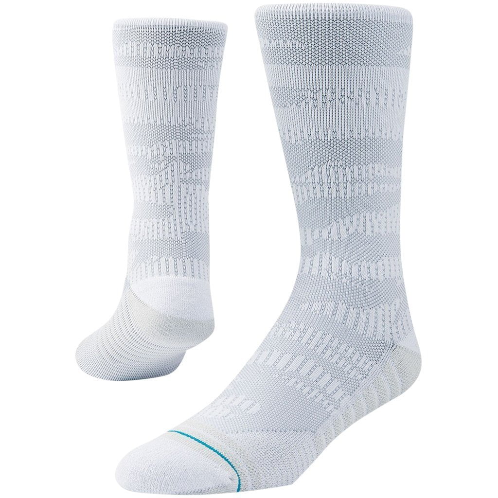 Socks - Stance Training Uncommon Solids Crew White